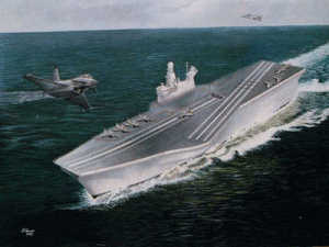 Image of: Design of Future Aircraft Carriers