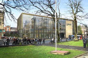 Image of: New university buildings
