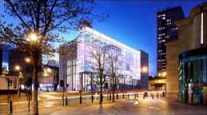 Image of: Impression of Newcastle's new library