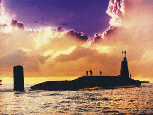 Image of: Submarines: An integration of complex systems