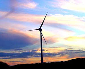 Image of: Wind generation